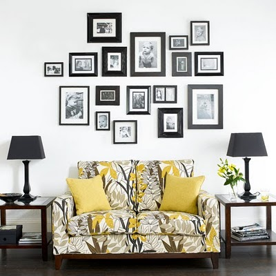 where to hang pictures in living room | Roselawnlutheran