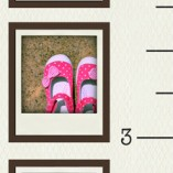 Girl Sneakers Growth Chart