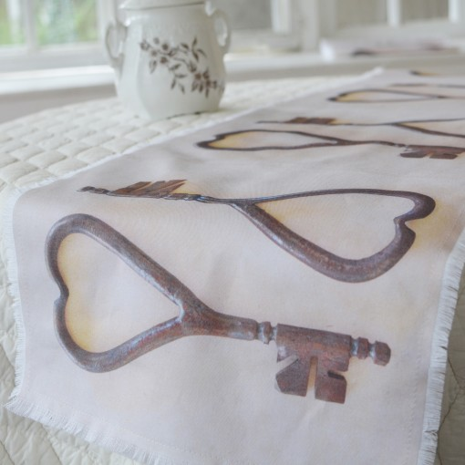 Keys Table Runner
