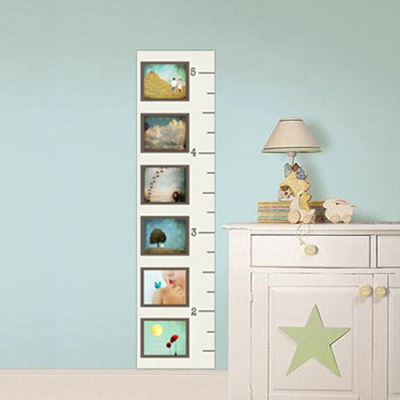 Little Poems Growth Chart Square