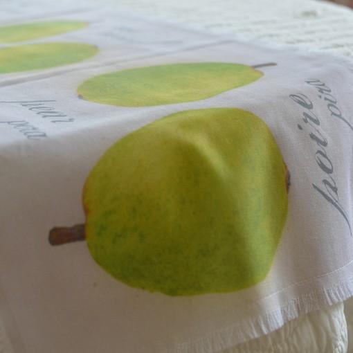 Pears Runner Square