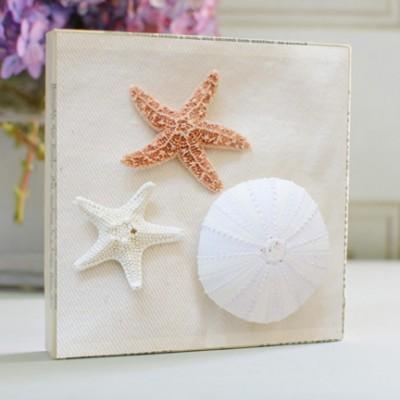 Sea Shells Art Block