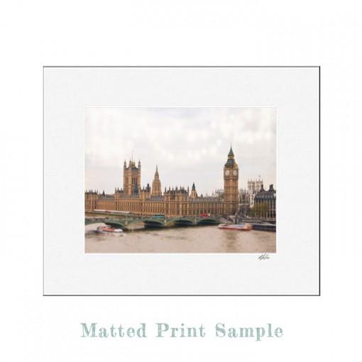 Rectangular Print Mat Sample