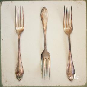 Fork Vintage
