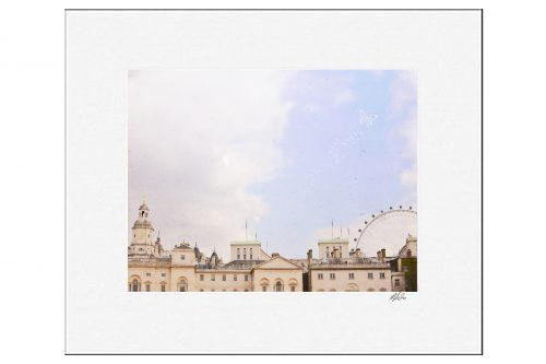 MKC Photography London 5 Matted Print