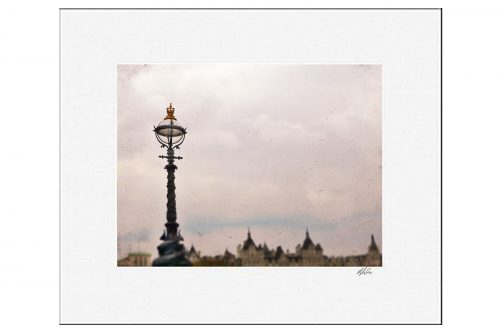 MKC Photography London 9 Matted Print