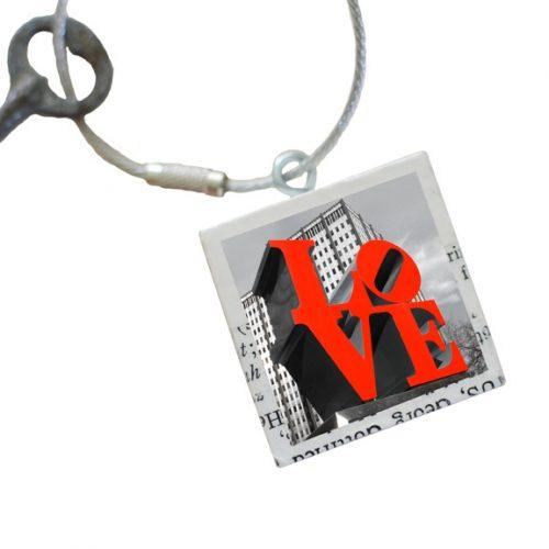 Love Park Keychain
