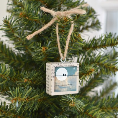 Sing a Song Ornament
