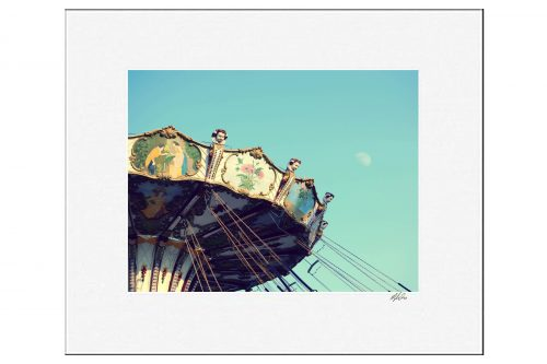 MKC Photography Summer Swings Matted Print