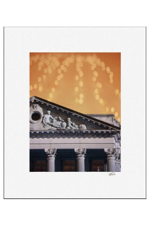 MKC Photography Urban Hymn 4 Matted Print