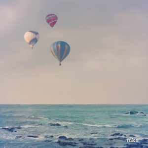 Balloons At Sea