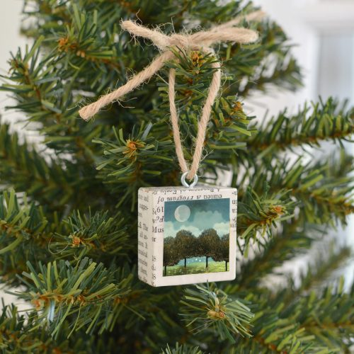Magic Forest Ornament