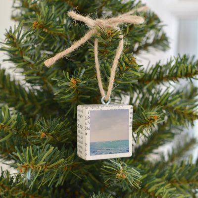Sailboats At Sea Ornament