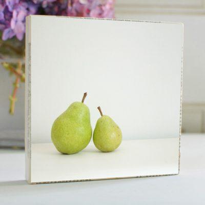 Two Pears Art Block