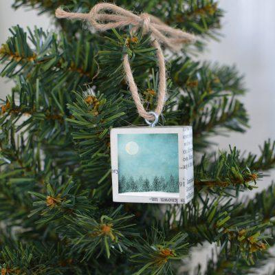 Winter Dreams Ornament