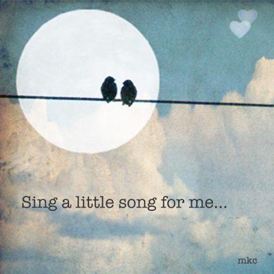 Sing A Little Song