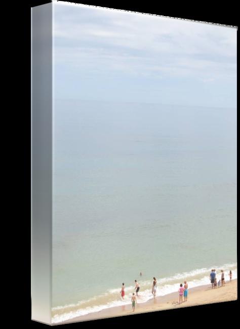 MKC Photography Marconi Beach 2 Canvas