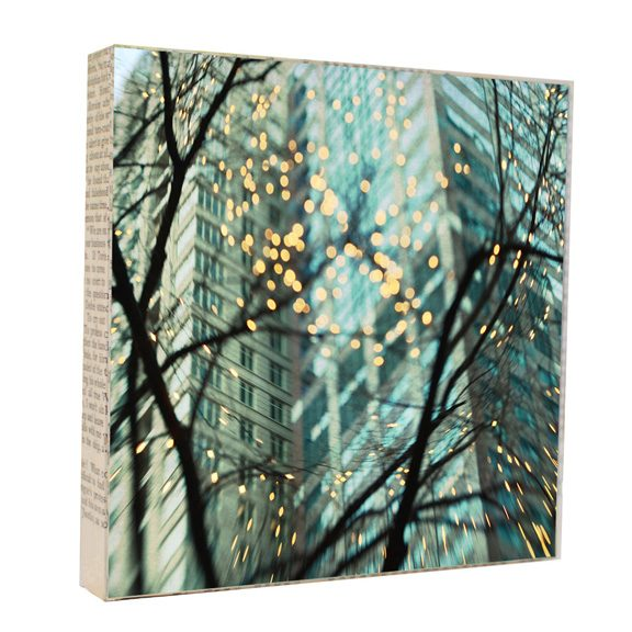 City Lights Art Block