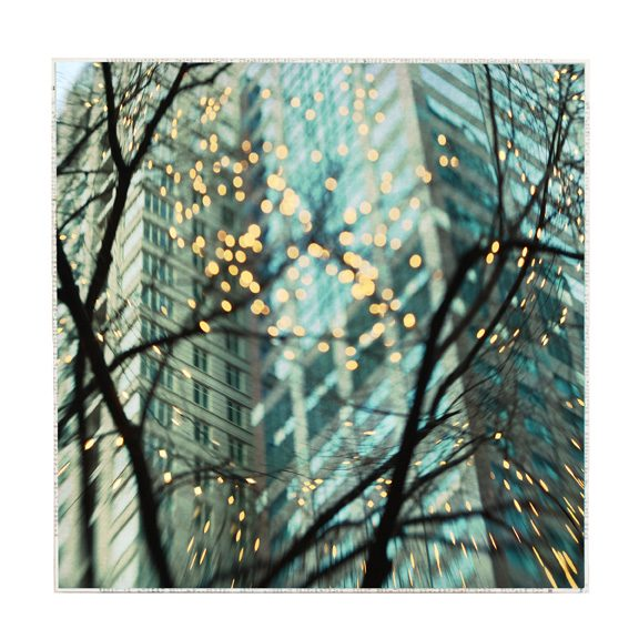 MKC Photography Chicago Lights Large Art Block