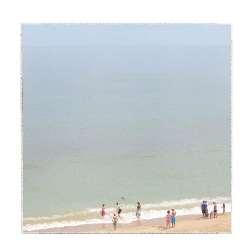 MKC Photography Marconi Beach 2 Large Art Block