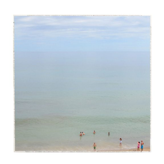 MKC Photography Marconi Beach Large Art Block
