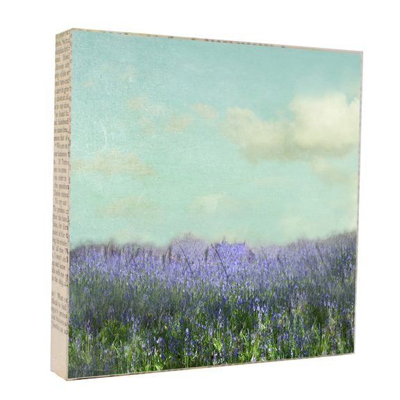 Bluebells Art Block