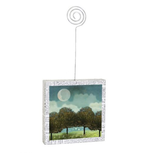 "Magic Forest 3"" Photo Holder"