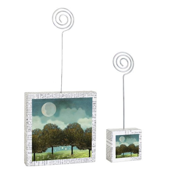 Magic Forest Large & Small Photo Holders