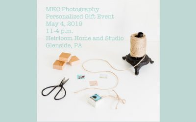 MKC Photography at Heirloom Home and Studio – Saturday May 4, 2019