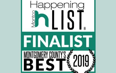 MKC Photography Named Best in MontCo 2019 Finalist!