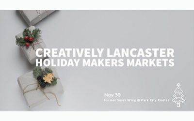 MKC Photography at Creatively Lancaster Makers Market – Saturday, Nov 30, 2019