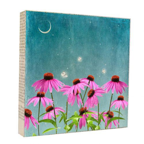Fireflies Art Block