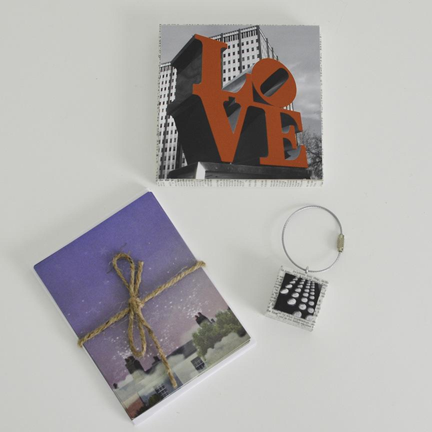LOVE Park Gift Set