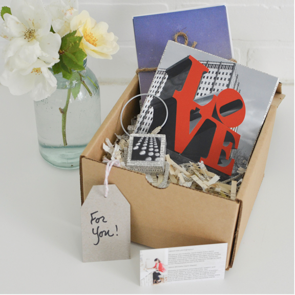 LOVE Park Boxed Gift Set