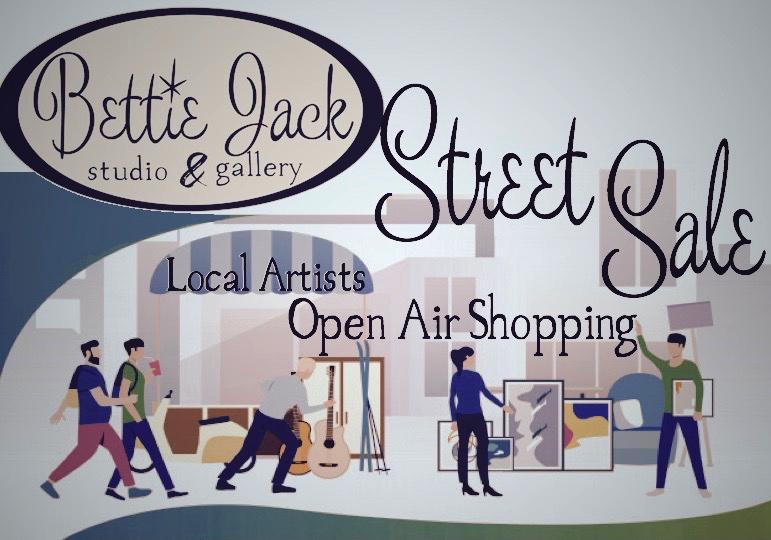 Bettie Jack's Street Sale