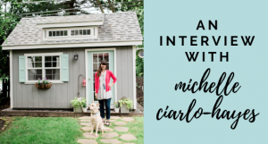 Michelle-Ciarlo-Hayes Interview