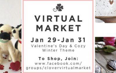 Clover Market Virtual Market Jan. 29 – Jan. 31, 2021