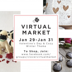 Clover Market Virtual Winter Market