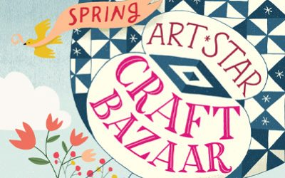 April 28, 2021: Spring Virtual Art Star Craft Bazaar