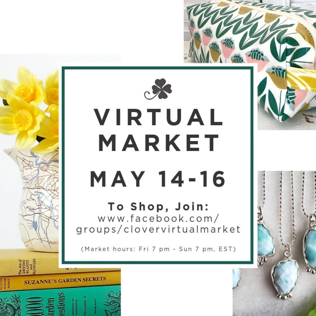 May Virtual Clover Market