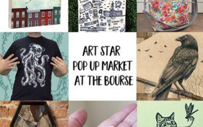 MKC Photography at Art Star Pop Up Market at The Bourse: May 29, 2021