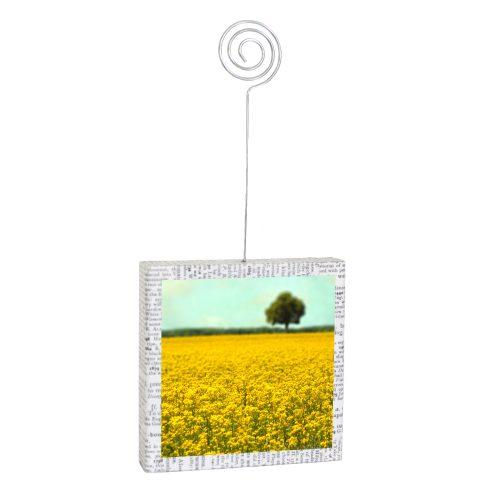 Yellow Fields Large Photo Holders