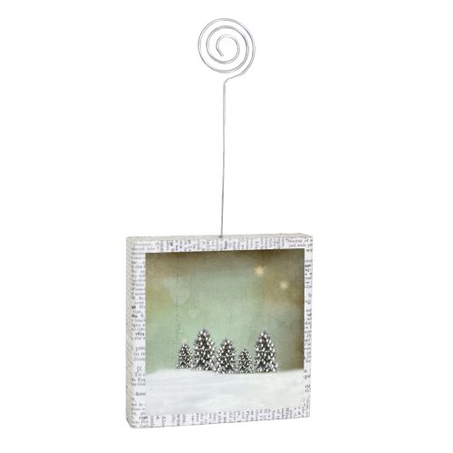 All The Little Trees Large Photo Holder