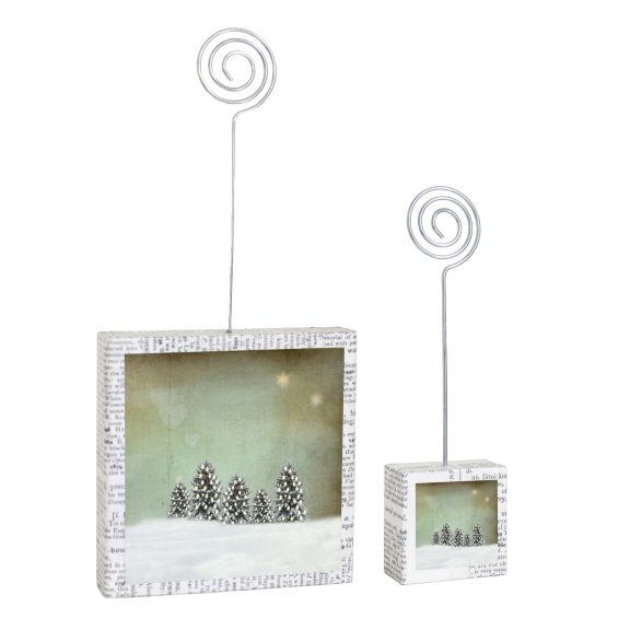 All The Little Trees Photo Holders