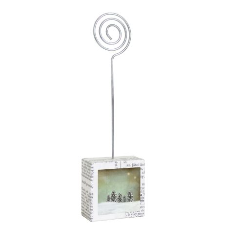 All The Little Trees Small Photo Holder