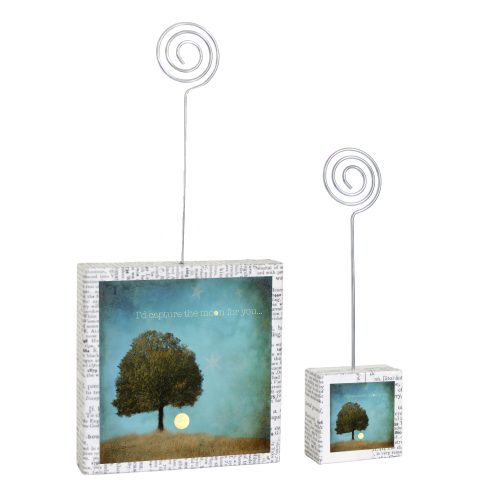 Capture The Moon Large Small Photo Holders