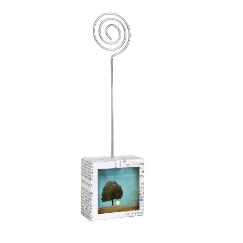 Capture The Moon Small Photo Holder