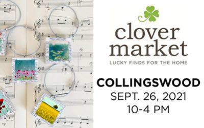 September 26, 2021: Collingswood Clover Market