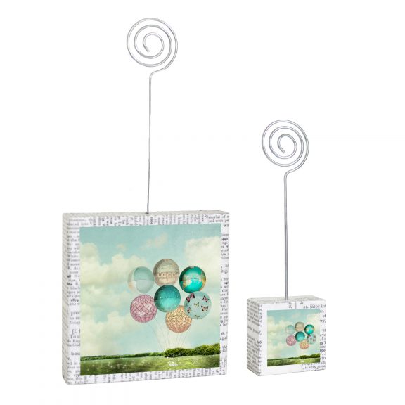 Dreaming Garden Large Small Photo Holder