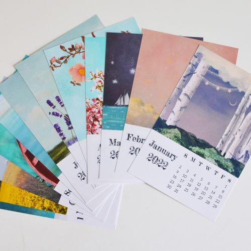 2022 Art Calendar